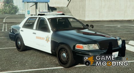 LASD Arjent CVPI v3.0 for GTA 5