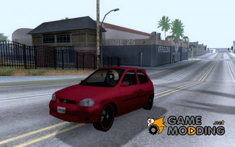Chevrolet Corsa Speed 2006 for GTA San Andreas