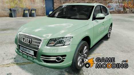 Audi Q5 Chinese Version для GTA 4