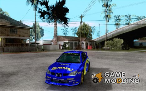 Subaru Impreza STi WRC wht1 для GTA San Andreas