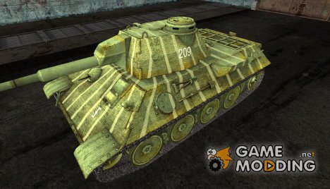 VK3002DB Gesar 1 for World of Tanks
