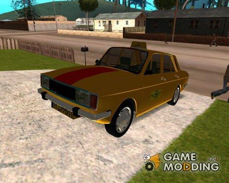 Peykan Taxi для GTA San Andreas