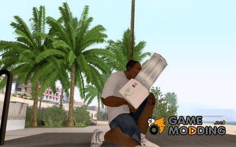 Мамочкин Блендер для GTA San Andreas