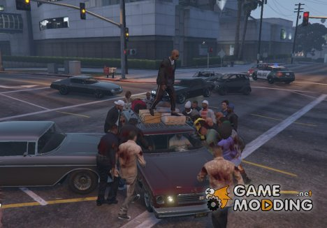 DrMagus5Zombie 0.0.2.1 for GTA 5