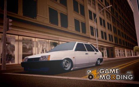 """Ваз 2109 Бпан by """"Unity"""" для GTA San Andreas"""