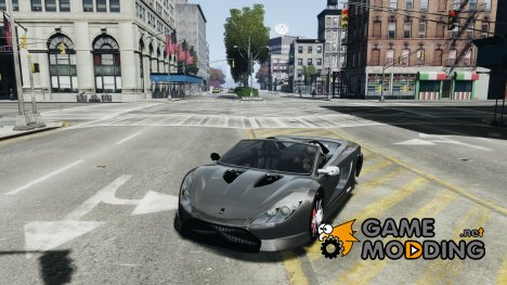 K1 Attack Concept for GTA 4