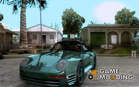 Porsche 959 1987 for GTA San Andreas