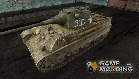 Panther II KriMar for World of Tanks
