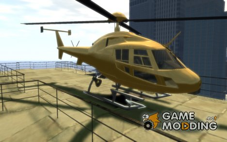 Helicopter for GTA 4