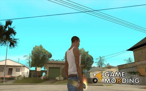 Коктейль Молотова из Mafia 2 для GTA San Andreas