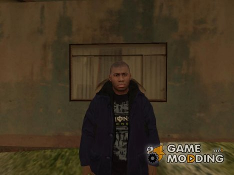 New passer for GTA San Andreas