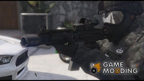 FN FAL DSA for GTA 5