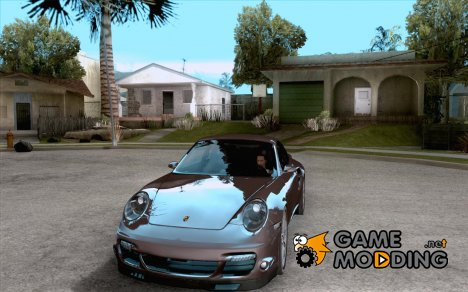 Porsche 911 Turbo (997) 2007 for GTA San Andreas