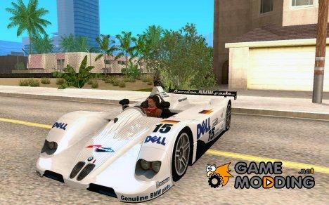 Lotus 2-Eleven 2009 для GTA San Andreas