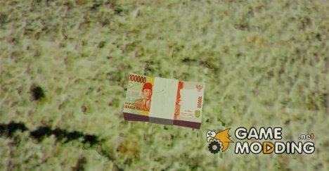 Индонезийские деньги для GTA 4