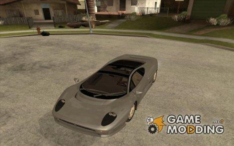 Jaguar XJ220 для GTA San Andreas