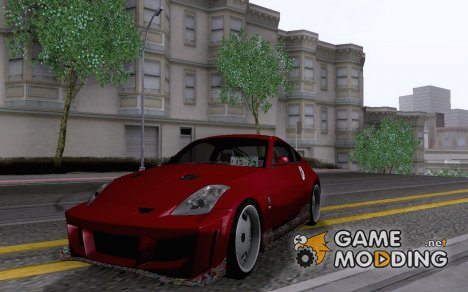 Nissan 350Z JDM for GTA San Andreas