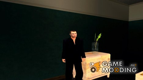 Новый maffa HD for GTA San Andreas