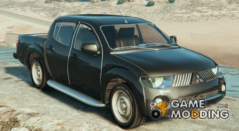 Mitsubishi L200 Triton for GTA 5