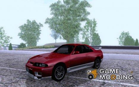 1998 Nissan GT-R R33 для GTA San Andreas