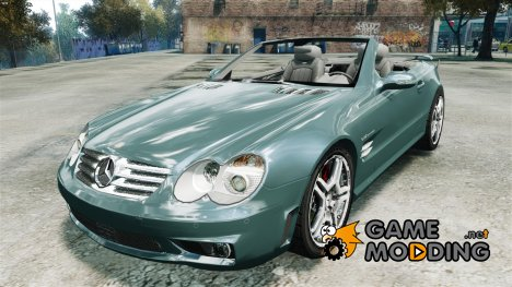 Mercedes-Benz SL65 (AMG) v1.2 for GTA 4