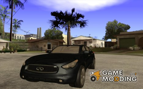Infiniti FX50 Beta для GTA San Andreas