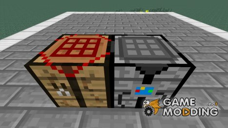 Easy Crafting Mod for Minecraft