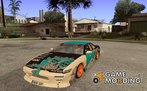 Nissan Silvia S13 NonGrata для GTA San Andreas