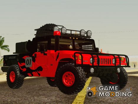 Hummer H1 1993 Baja Edition for GTA San Andreas
