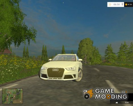 Audi Allroad for Farming Simulator 2015