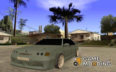 ВАЗ 2115 TTC Tuning for GTA San Andreas