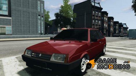 ВАЗ-2108 Спутник for GTA 4