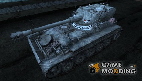 Шкурка для AMX 13 75 №33 for World of Tanks