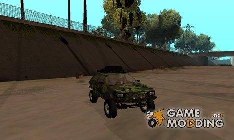 Zastava Yugo for GTA San Andreas