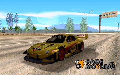 Toyota Celica GT Pikes Peak for GTA San Andreas