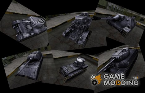 Супер пак скинов for World of Tanks