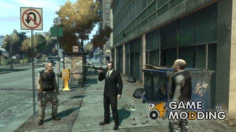 Squad Control для GTA 4