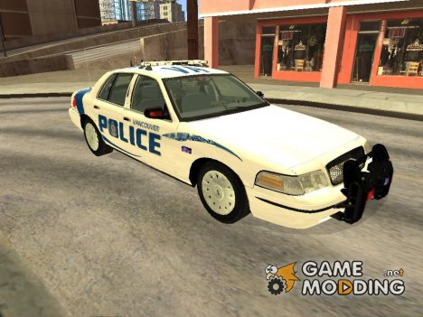 Пак Спецслужб для GTA San Andreas