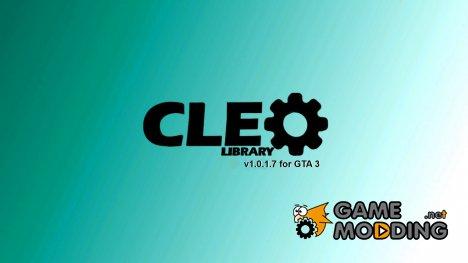 CLEO v1.0.1.7 для GTA 3
