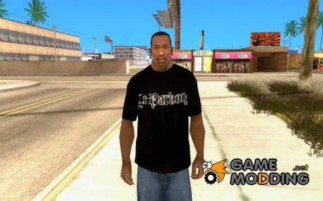Паркур одежда 3 for GTA San Andreas