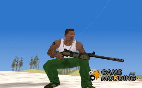 M40A5 для GTA San Andreas