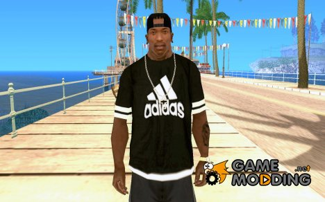 Adidas tshirt for GTA San Andreas