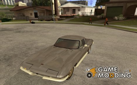 Chevrolet Corvette 427 for GTA San Andreas