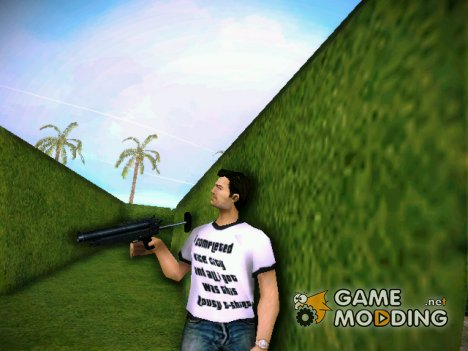 Grenade Launcher (HK69A1) из TLAD for GTA Vice City