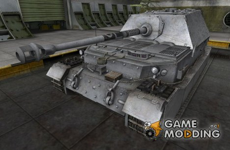 Ремоделинг для Ferdinand for World of Tanks