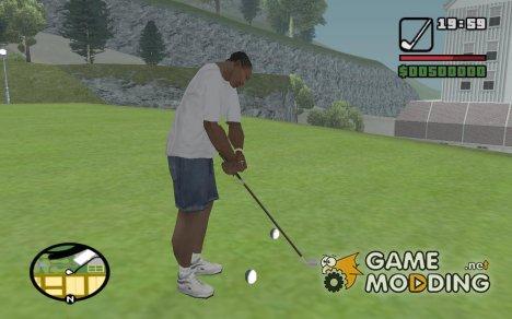 SA Golf for GTA San Andreas