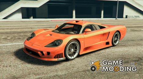 2002 Saleen S7 1.0 BETA for GTA 5