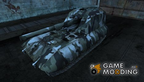 шкурка для GW-E № 6 for World of Tanks