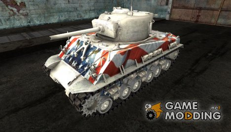 M4A3 Sherman от Fantom2323 for World of Tanks