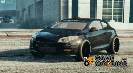 Renault Megane RS N4 for GTA 5